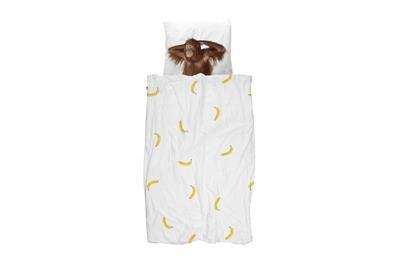 Banana Monkey dekbedovertrek