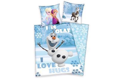 Frozen I'm Olaf Dekbedovertrek 140/200