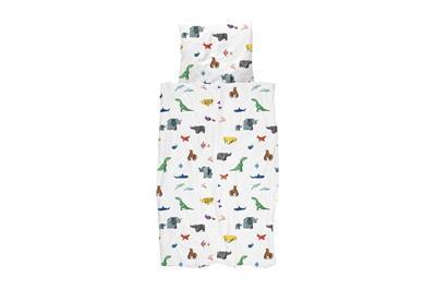 Paper Zoo dekbedovertrek
