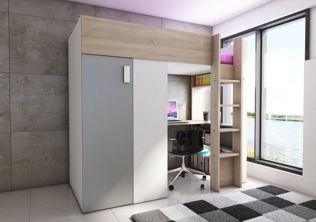 Meubelzone Hoogslaper Studio