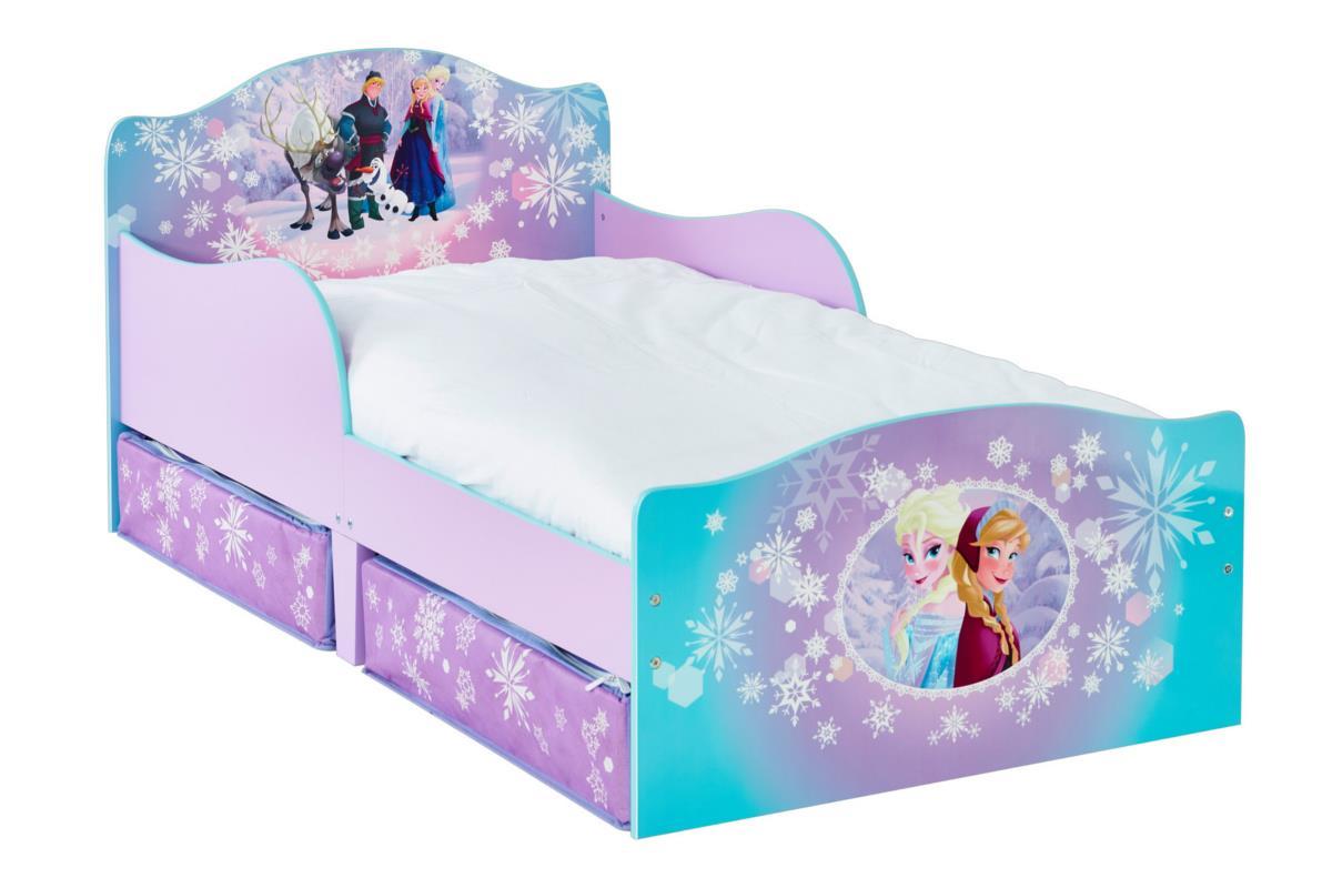 Frozen Bed met lades