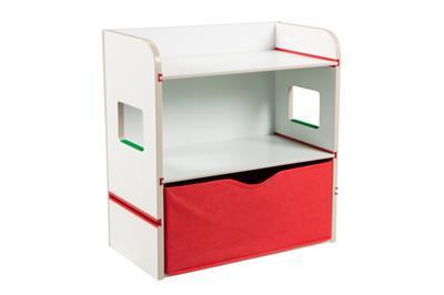 Build boekenrek