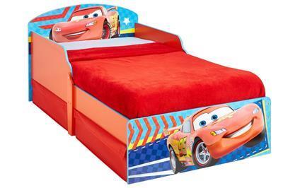 Disney CARS Ledikant met lades