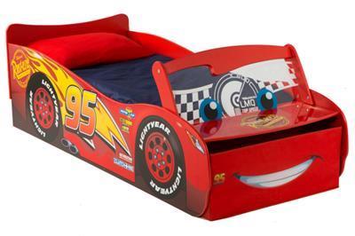 Disney CARS McQueen autobed incl. verlichting