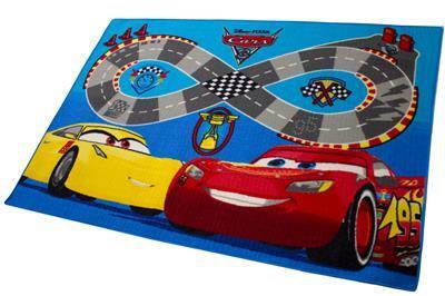 Disney CARS Speedway Tapijt