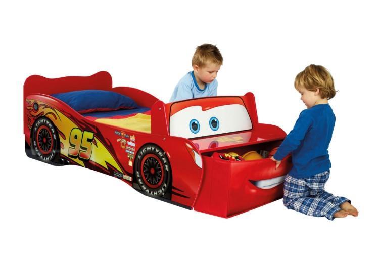 Disney CARS McQueen Autobed opbergvak