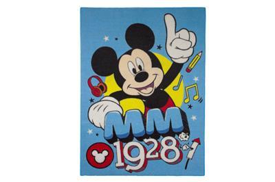 Disney Mickey Mouse 1928 tapijt