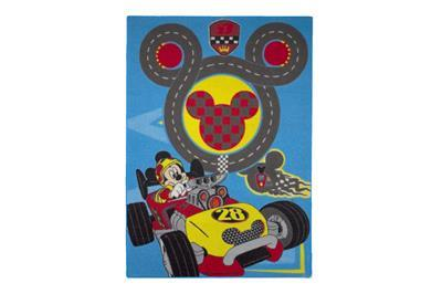 Disney Mickey Mouse Number 28 tapijt