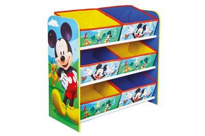 Disney Mickey Mouse opbergrek