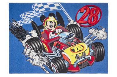 Disney Mickey Mouse Racing tapijt