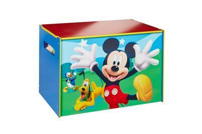 Disney Mickey Mouse speelgoedkist