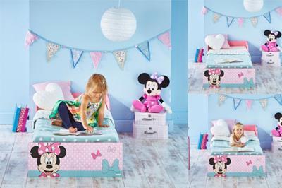 Disney Minnie Mouse metaal ledikant sfeerimpressie