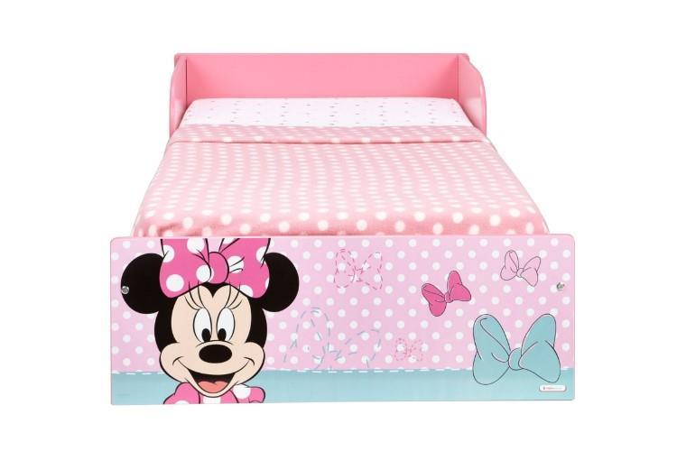 Disney Minnie Mouse metaal ledikant vooraanzicht