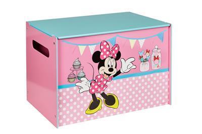 Disney Minnie Mouse Speelgoedkist