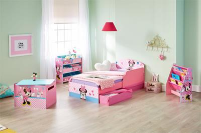 Disney Minnie Mouse Peuterkamer
