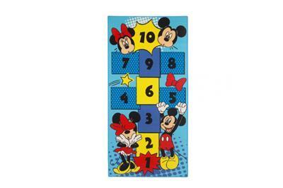 Mickey & Minnie Hopscotch tapijt