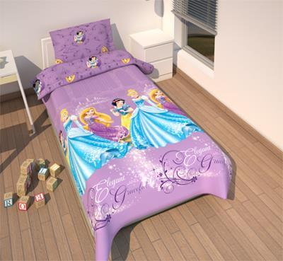 Disney Princess Elegance dekbedovertrek