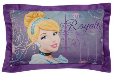 Disney Princess Paars kussen