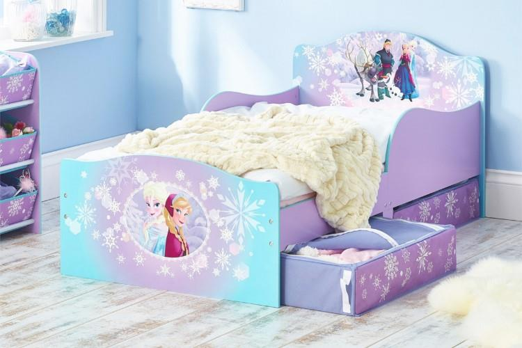 Frozen Snuggle time bed sfeerimpressie