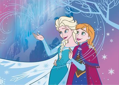 Frozen Let it go tapijt
