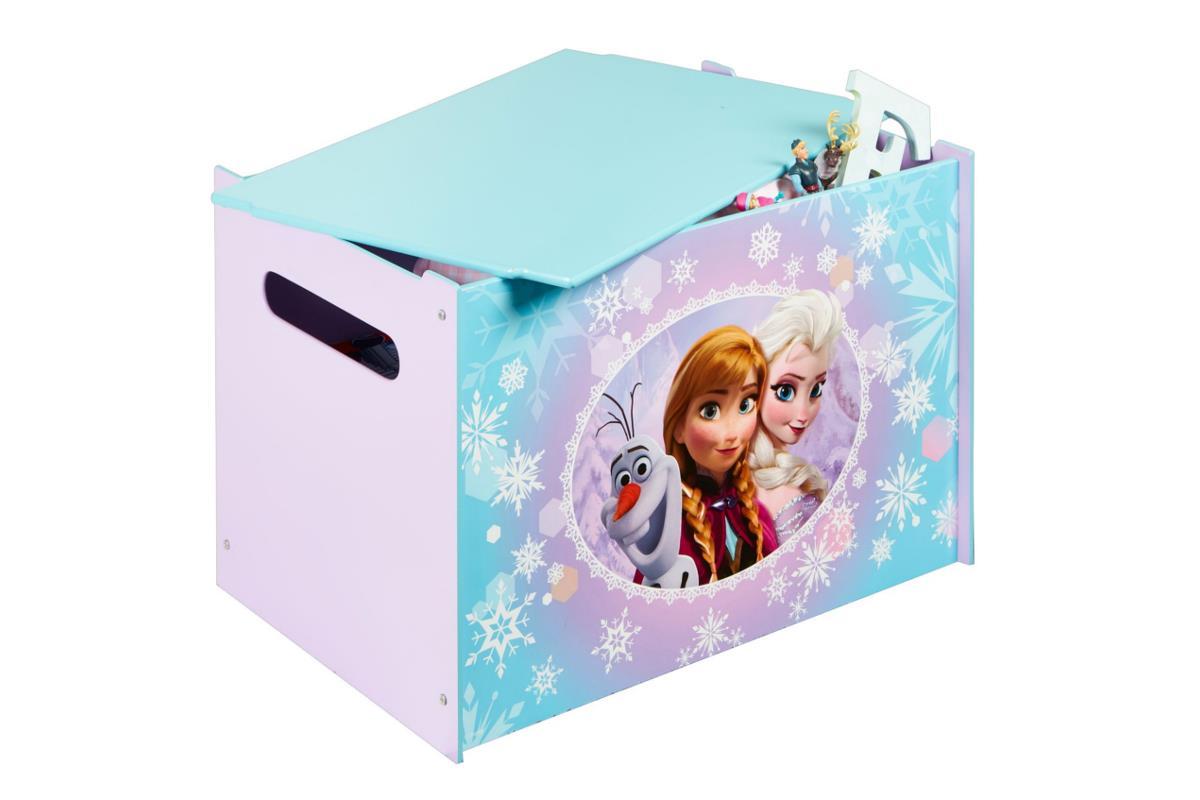 ... : Home / Kinderkamers / Peuterkamers / Frozen / Frozen Speelgoedkist