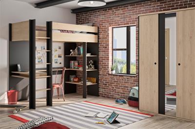 Duplex hoogslaper