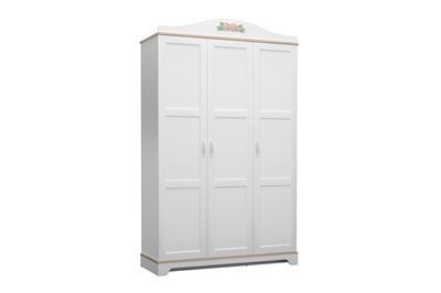 Bianca 3-deurs kledingkast