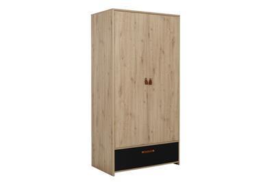 Arthus 2-deurs kledingkast
