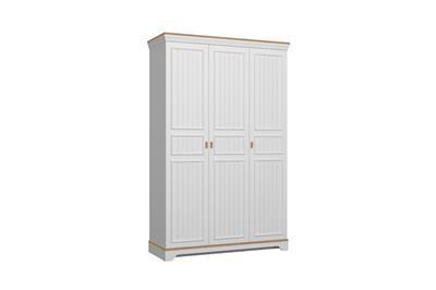 Monte 3-deurs kledingkast