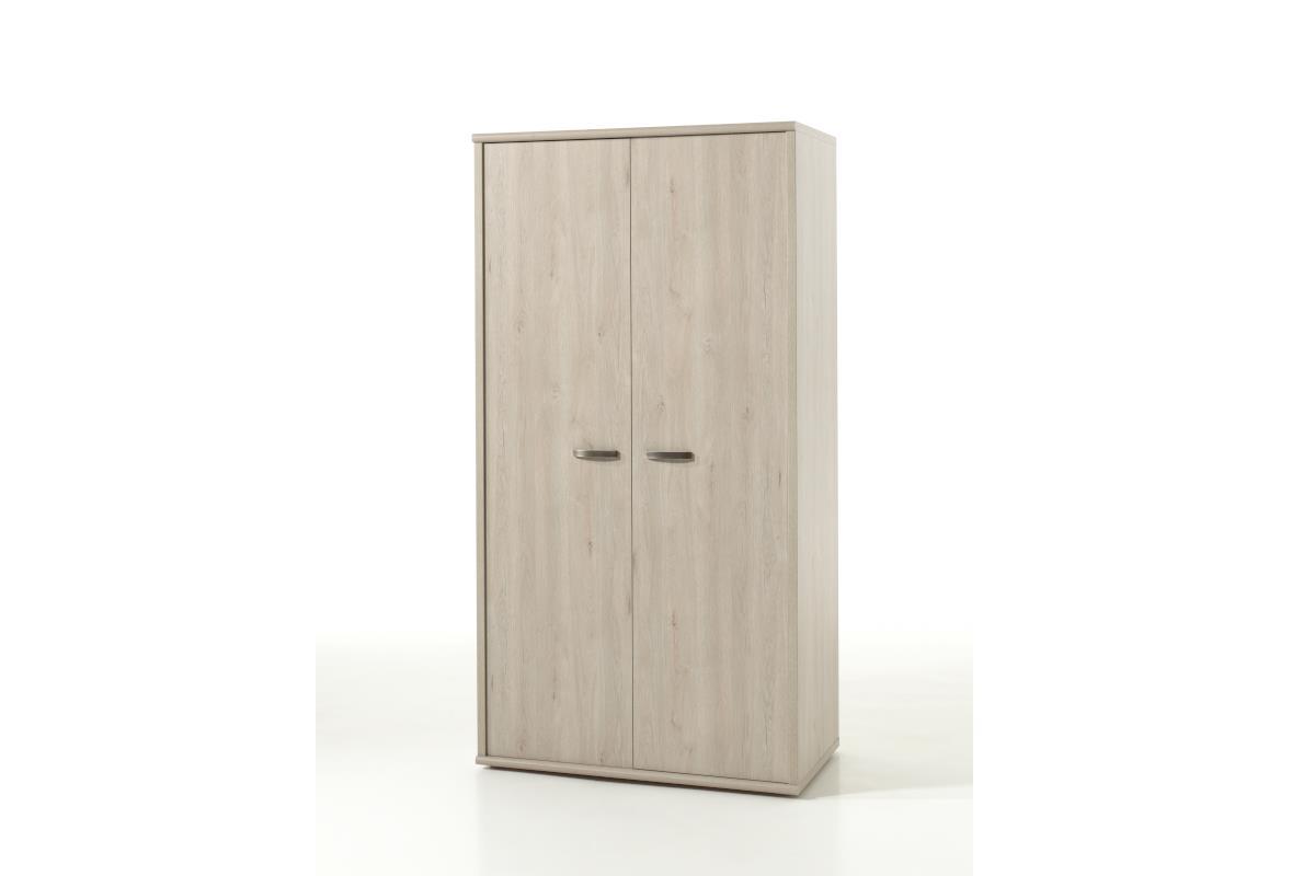 Nani 2-deurs kledingkast