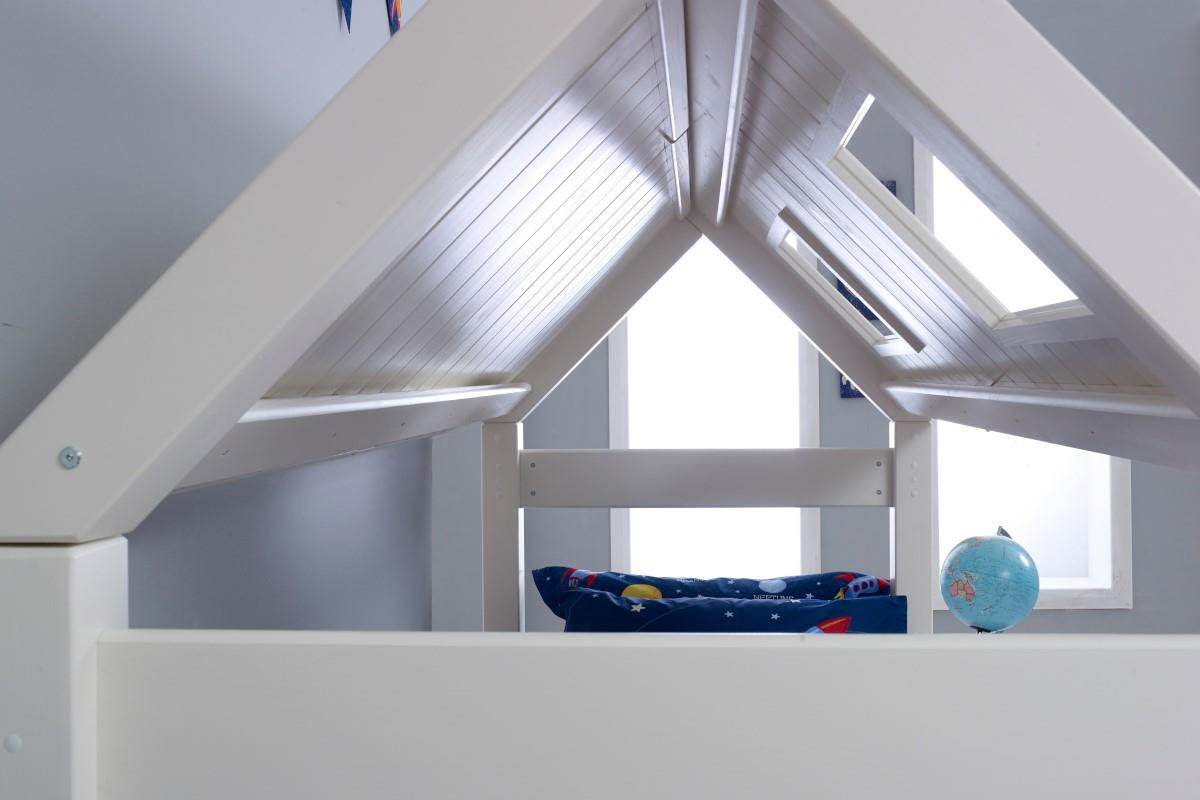 Nova hutbed laag binnenkant dak