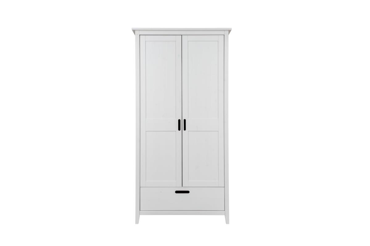 Solvita 2-deurs kledingkast