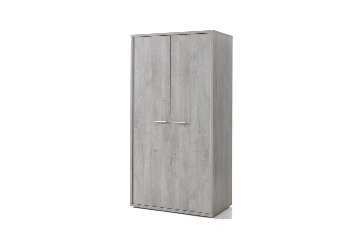 Vic 2-deurs kledingkast
