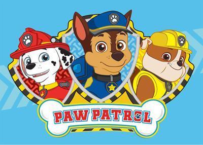 Paw Patrol Tapijt
