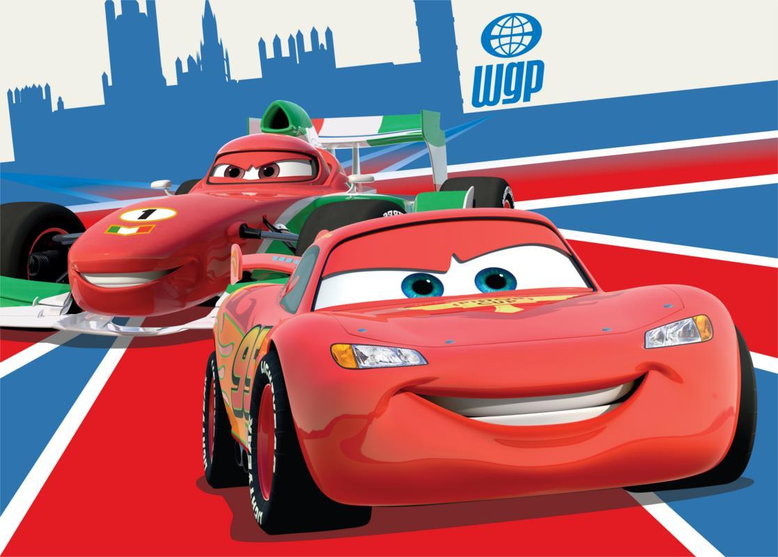 Disney CARS McQueen tapijt