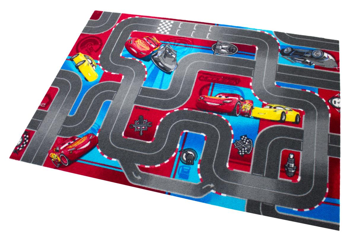 Disney CARS Streetmap Tapijt