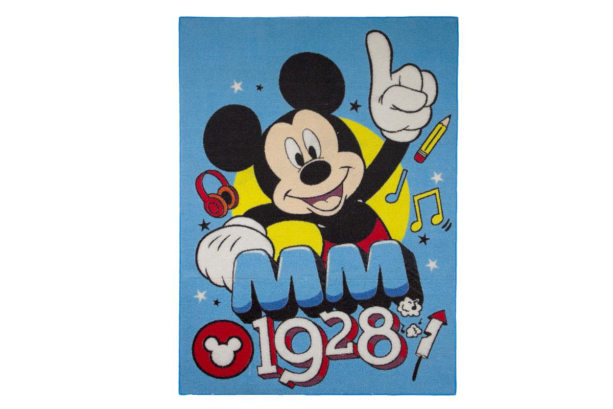 Disney Mickey Mouse 1928 tapijt
