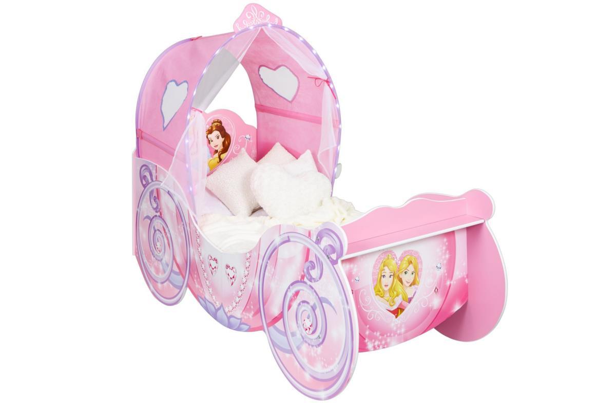 Disney Princess Koetsbed met verlichting
