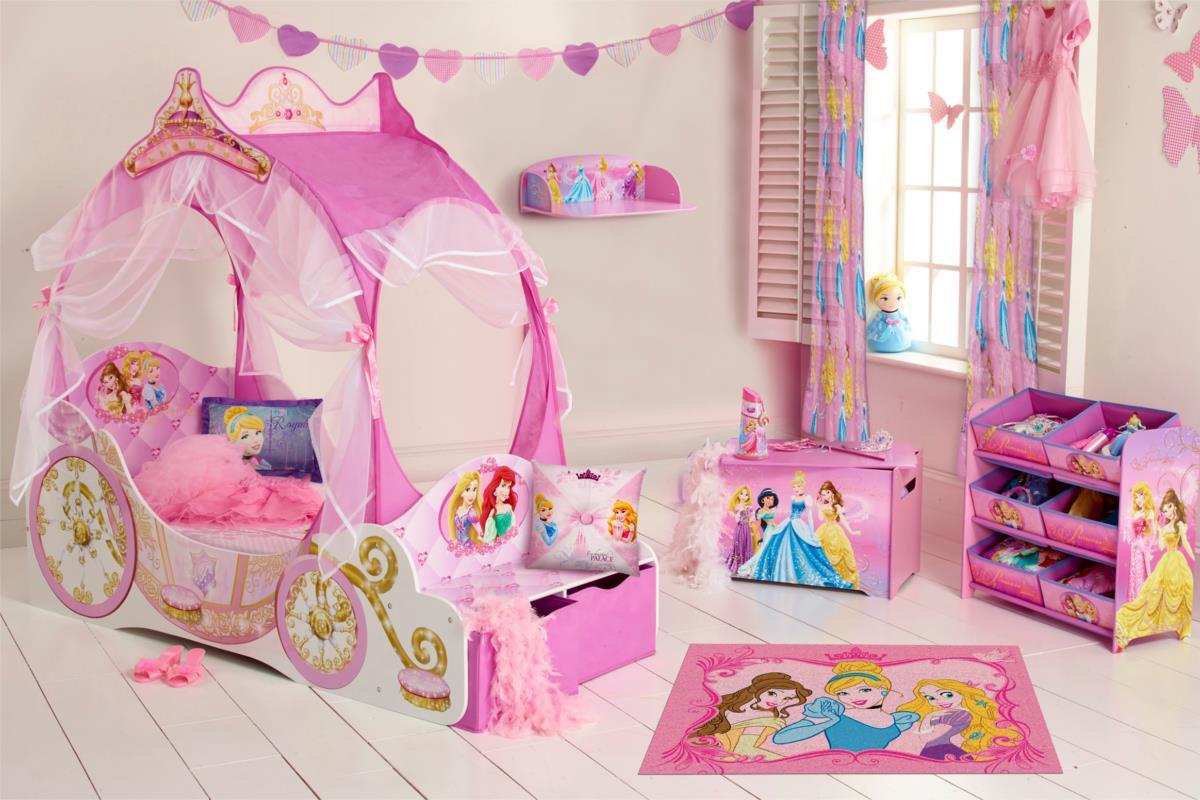Disney Princess Peuterkamer - Meisjeskamer