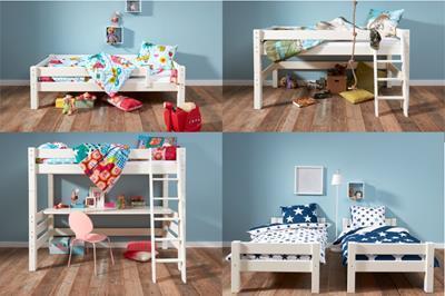 Nieuw bij Meubelzone: Bed4Life Meegroei Kinderbed