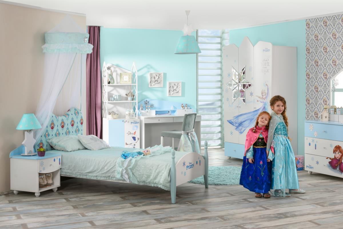 Nieuw bij Meubelzone: Frozen Kinderkamer - Meisjeskamer!