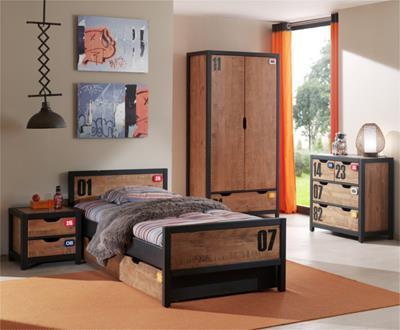 Nieuw op onze site: Alex (Vipack) Kinderkamer!