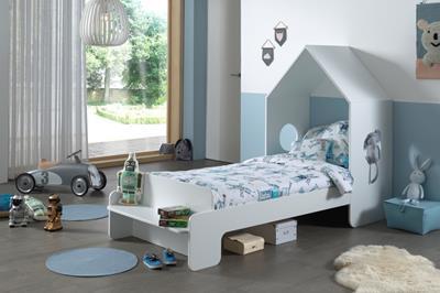 Nieuw op onze site: Casami Huisbed/Hutbed en strandhuiskasten
