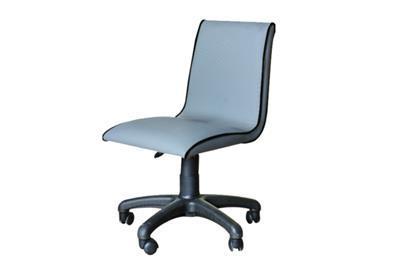 Smart bureaustoel grijs/zwart